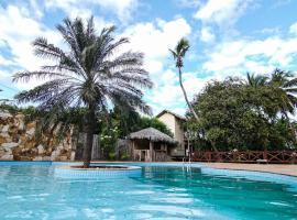 Pousada Rota dos Ventos, hotel with pools in Barra Grande