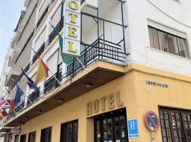 Hotel Joma, hotel in Jerez de la Frontera