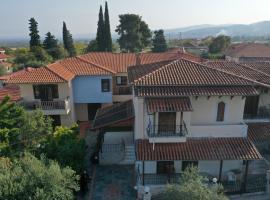 Aigon Hotel, hotel in Vergina