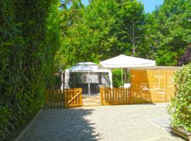 Hotel Villa Serena, hotell i Castrocaro Terme
