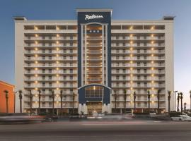Radisson Hotel Panama City Beach - Oceanfront, beach hotel in Panama City Beach