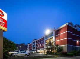 Best Western Plus City Center, hotel in Spokane