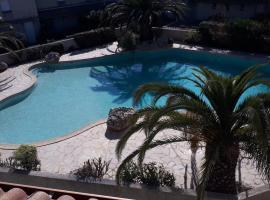 Location t3 Valras-plage, apartment in Valras-Plage