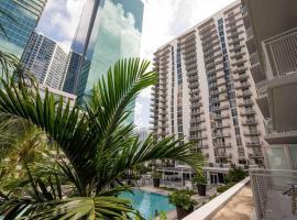 Private Oasis, beach hotel in Miami