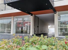Berilo Deluxe Apartahotel, apartamento en Barranquilla