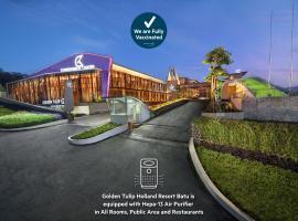 Golden Tulip Holland Resort Batu, hotel in Batu