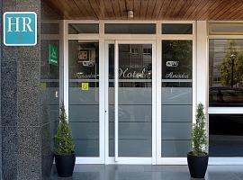 Hotel Almendra, hotel in Ferrol