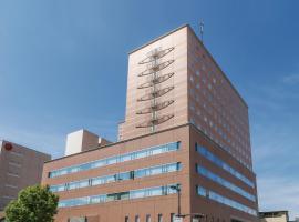 Hotel Sankyo Fukushima, hotel in Fukushima