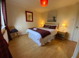 Riverside Abbey Apartments, hotel near Stirling Games Field, Stirling