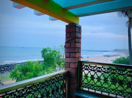 Mermaid Island Beach Resorts, hotel near Pondicherry Airport - PNY,