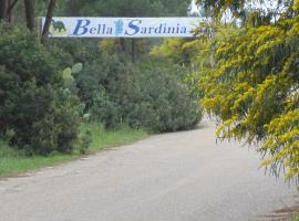 Camping Bella Sardinia, glamping site in S'archittu Cuglieri