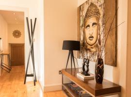 The Knock & The Badan, apartment in Drymen