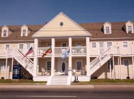 Ocean Lodge Hotel & Apartments, hotel in Ocean City