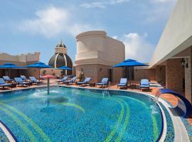 Royal Rose Hotel, отель в Абу-Даби