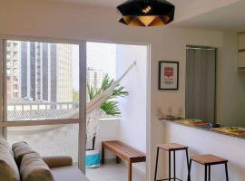 Apartamento aconchegante na Federação Salvador por Carpediem, apartment in Salvador