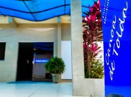 Pousada Canoa de Tolda, hotel with pools in Piranhas