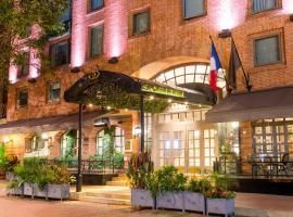 Sofitel Bogota Victoria Regia, hotel near Andres DC Meat Restaurant and Bar, Bogotá