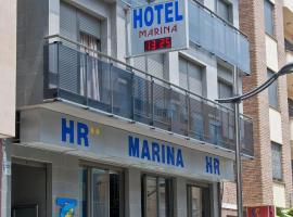 Hotel Marina, hotel en Peñíscola