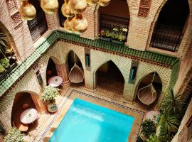 Riad Challa Restaurant Bar & Spa, hotel in Marrakesh