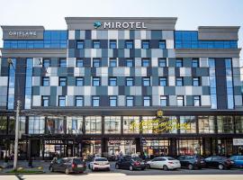 Mirotel Novosibirsk, hotel near Novosibirsk Tolmachevo Airport - OVB, Novosibirsk
