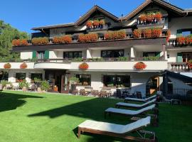 Hotel Alù Mountain Design, отель в Бормио