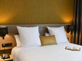 Best Western Plus Le Havre Centre Gare, hotel in Le Havre