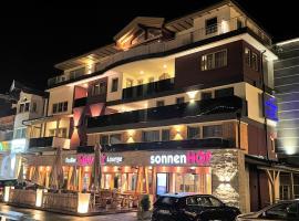 Hotel Sonnenhof Gerlos, hotel in Gerlos