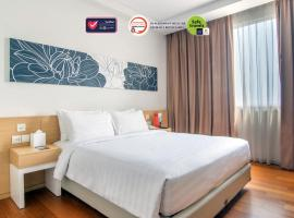 Swiss-Belinn Airport Jakarta, hotel in Tangerang