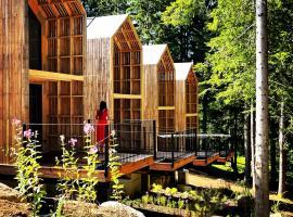 Leśna Kąpiel – hotel w mieście Karpacz