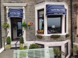 Yacht Bay View, family hotel in Morecambe