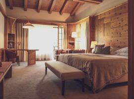 Hotel Waldhuus, Hotel in Davos