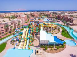 Charmillion Club Aquapark, hotel in Sharm El Sheikh
