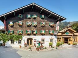 Romantikhotel Zell am See, hotel in Zell am See