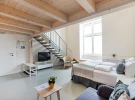 Vorgarten Apartments - central, new and stylish for your comfortable stay in Vienna, hotel in Vienna