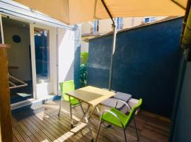 Louis Thermal, self catering accommodation in Vittel