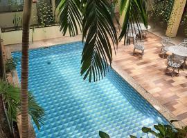 Hotel Kyrios, hotel in Veracruz