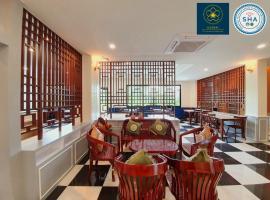 USABAI Riverside Boutique Hotel โรงแรมในจันทบุรี