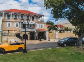 Victoria House, hotel in Frederiksted