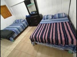Sun & Rooms, apartamento en Ciudad Madero