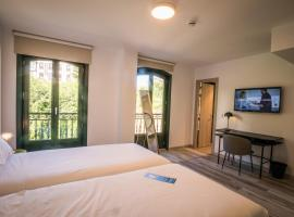 Pombal Rooms Santiago, hotel a Santiago de Compostela