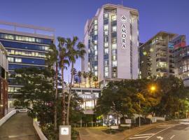 Amora Hotel Brisbane, hotel near Roma Street Station, Brisbane