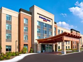 SpringHill Suites by Marriott Syracuse Carrier Circle, hotel near Syracuse Hancock International Airport - SYR, East Syracuse