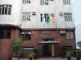 Hotel Viña Del Mar, hotel in Rio de Janeiro