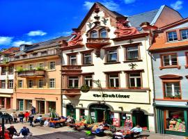 The Dubliner Hotel & Irish Pub, hotel near Heidelberg Theater and Orchestra, Heidelberg