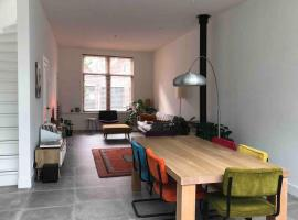 Ruim modern huis in de sfeervolle binnenstad., apartment in Amersfoort