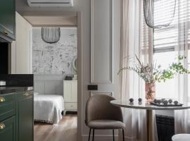 Hotel Point by Academia, pet-friendly hotel in Saint Petersburg