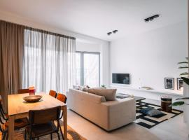 Smartflats Design - River View, apartment in Ghent