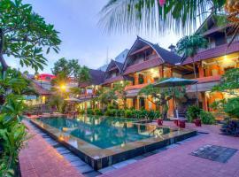 Troppo Zone Puri Rama Resort Kuta, hotel with jacuzzis in Legian