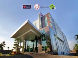 Swiss-Belinn Airport Surabaya, hotel in Sidoarjo