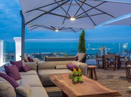 O Monot Boutique Hotel Beirut, hotel in Beirut